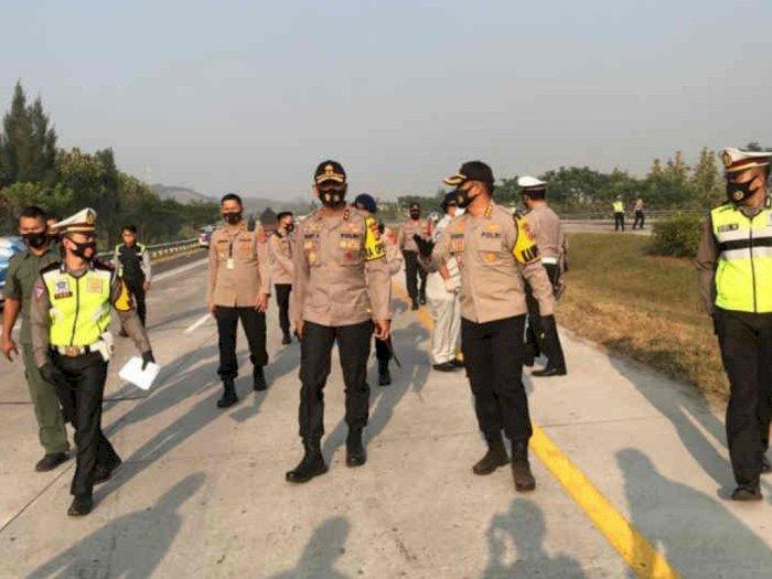 Kecelakaan Maut di Tol Cipali Tewaskan 8 Orang, Begini Kronologi Singkatnya