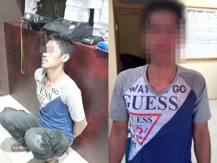 Iming-imingi Rp 20.000, Pria di Deli Serdang Ini Perkosa Anak Tirinya Berulangkali