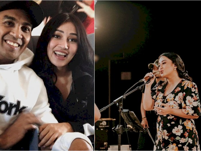 Sambut Anniversary Pertama, Mutia Ayu Rilis Lagu 'Itu Saja' untuk Mendiang Glenn Fredly