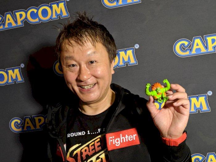 Produser Game Street Fighter, Yoshinori Ono Putuskan Hengkang dari Capcom!