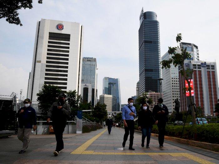 51 Perusahaan di DKI Jakarta Ditutup karena COVID-19