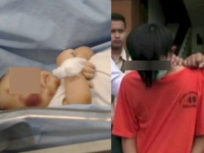 Istri Tolak Layani Hubungan Badan, Lelaki Ini Tega Bunuh Bayinya yang Berumur 40 Hari