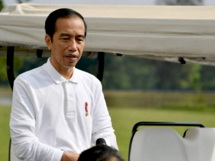 Hari Ini, Jokowi akan Tinjau Fasilitas Produksi dan Uji Klinis Vaksin Covid-19 di Bandung