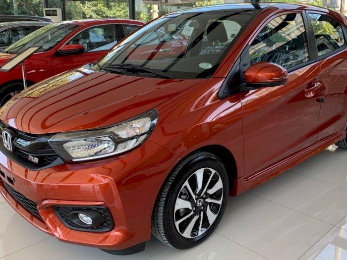 Penjualan Positif, Brio Beri Kontribusi Besar untuk Honda
