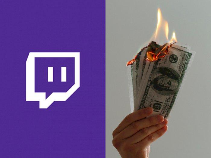 Bocah Ini Habiskan Uang Orang Tuanya Senilai Rp294 Juta untuk Streamer Twitch!