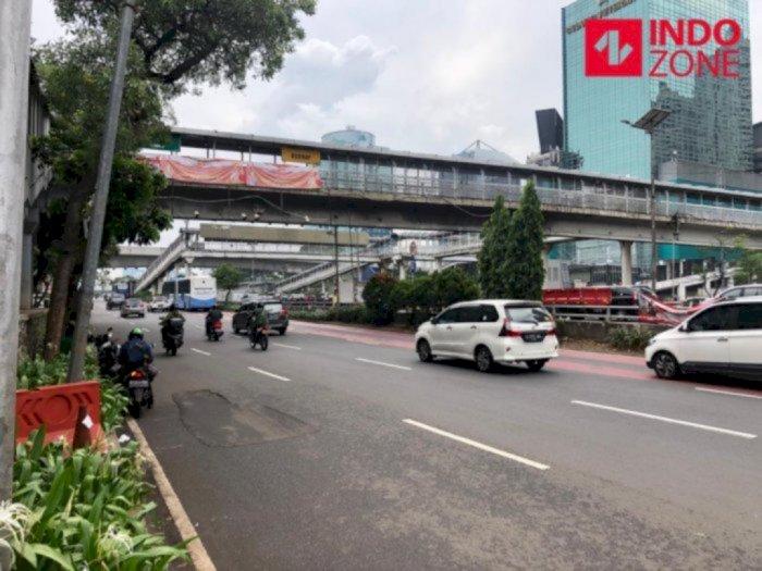 Wacana Ganjil Genap Jakarta untuk Roda Dua, Pemotor: Angkutan Umum Saja Belum Memadai!