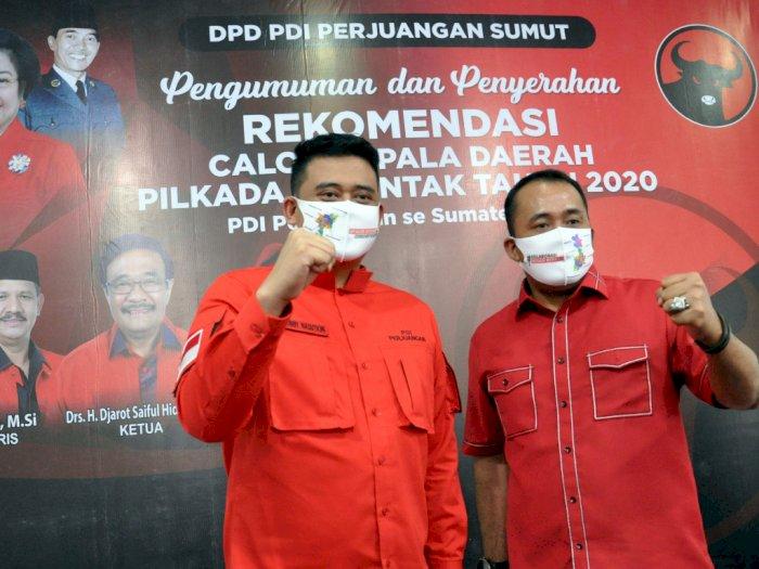 'New Medan' Jadi Visi Bobby Nasution