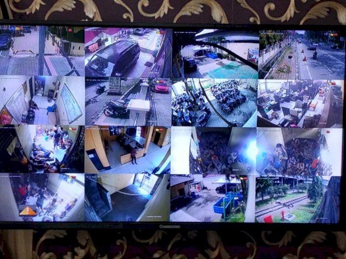 Cegah Tahanan Kabur, Polsek Medan Timur Perketat Penjagaan dengan Pasang 24 CCTV
