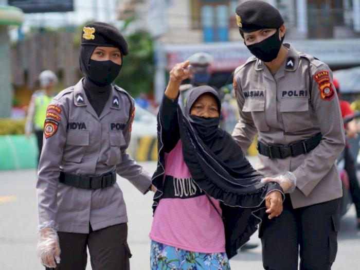 Peringati HUT Ke-72, Polwan Seluruh Indonesia Gelar Donor Darah