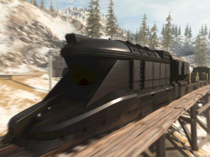 Ini yang Terjadi Jika Kamu Mencoba Hentikan Kereta di Call of Duty: Warzone!