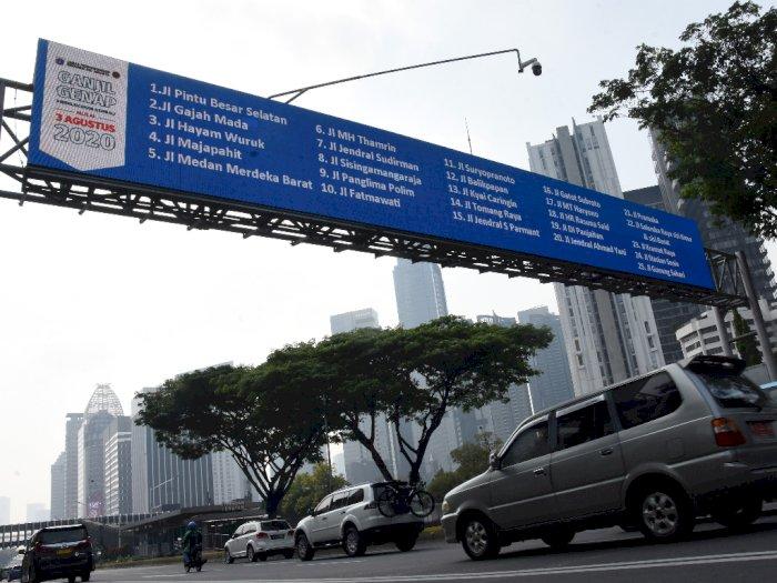 Wacana Ganjil Genap di Jakarta 24 Jam, Pemobil: Malah Nggak Bijak, Persulit Masyarakat!