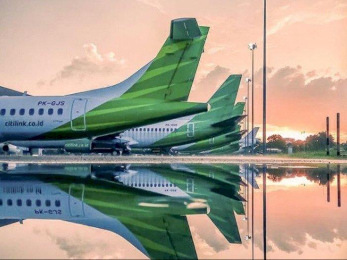 Ada Penyusup Masuk Pesawat di Bandara Radin Inten II, Berikut Penjelasan Citilink