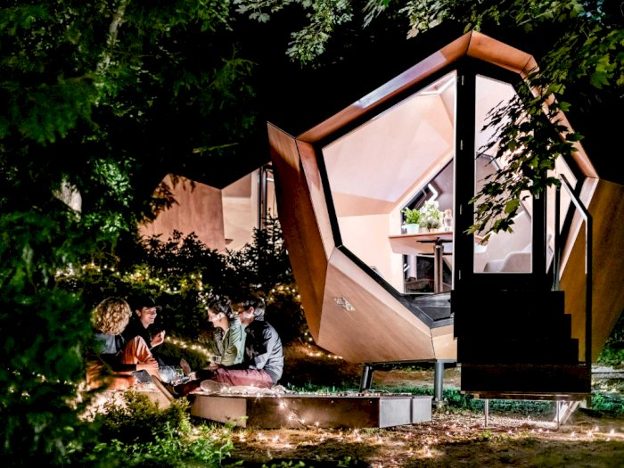 Dear Traveler, Ini Dia Kabinka, Rumah Mungil Cantik yang Bisa Dibawa ke Mana Saja