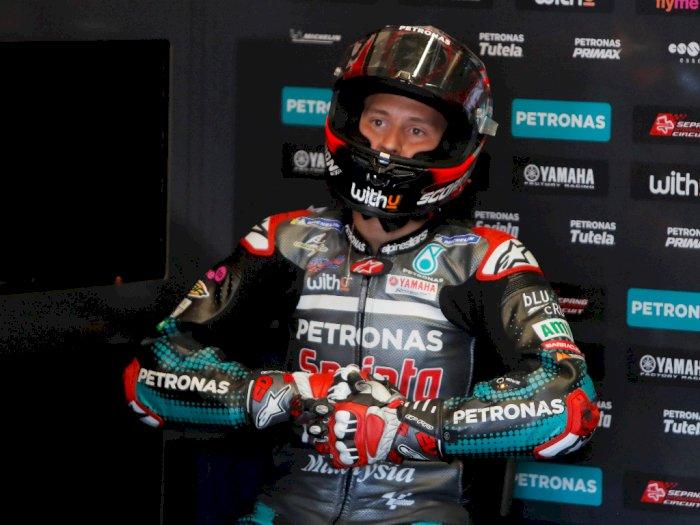 Tak Puas Finis di Posisi Tujuh, Quartararo Tuduh KTM Sekongkol dengan Michelin