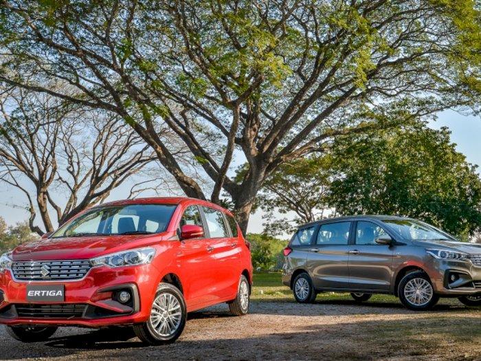 Di Tengah Pandemi Corona, Suzuki Berhasil Ekspor Ribuan Unit Mobil