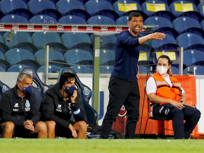 Inter Kabarnya Incar Sergio Conceicao Untuk Gantikan Conte