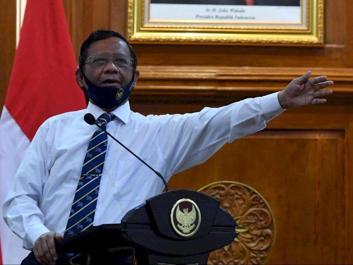 Minta Polemik Pedoman Izin Periksa Jaksa Dihentikan, Mahfud: Kita Apresiasi Jaksa Agung