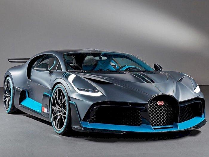 Penampakan Bugatti Divo Pertama yang Tiba di Amerika Serikat