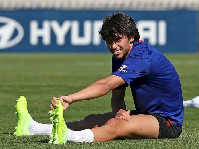 'Joao Felix Butuh Waktu Untuk  Bersinar di Atletico Madrid'