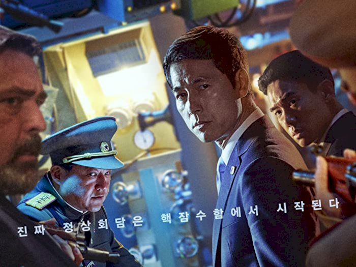 "Sinopsis ""Steel Rain 2: Summit (2020)"" - 3 Pemimpin Negara Terlibat Kudeta Korea Utara"