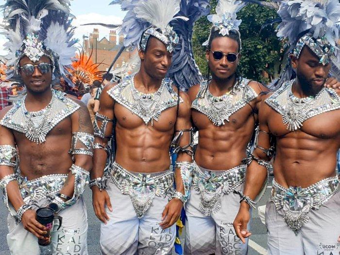 Masih Corona, Karnaval Nothing Hill di London Digelar Virtual