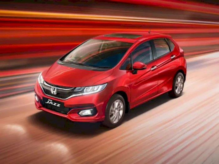 Honda Jazz Terbaru Dilengkapi dengan Sunroof, Harga Mulai Rp140 Jutaan