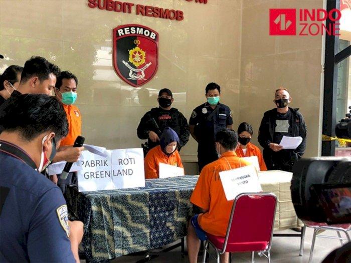 Polisi Belum Temukan Pisau yang Digunakan untuk Bunuh Bos Roti