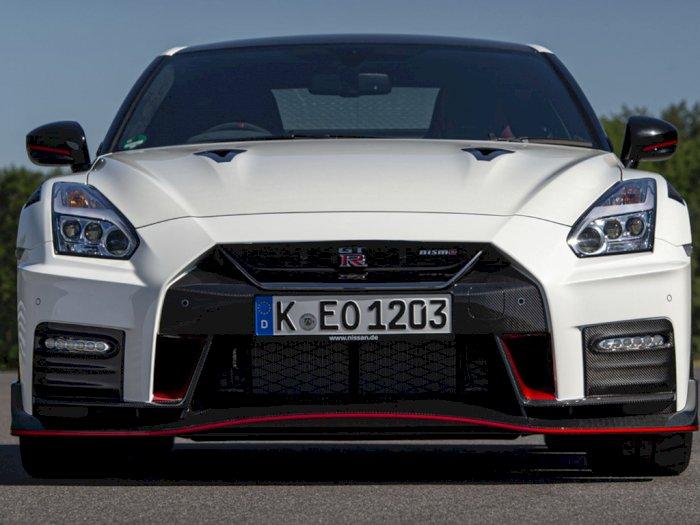 Nissan GT-R Terbaru Kemungkinan Tampil Hybrid Pada Tahun 2023