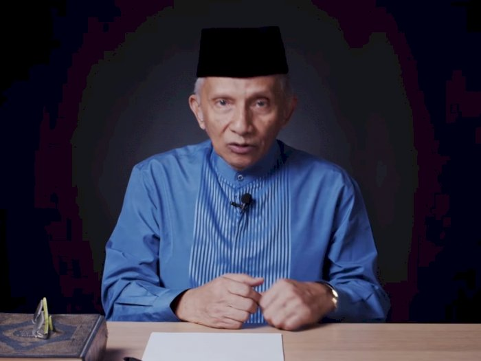 Amien Rais Ingatkan Presiden Jokowi Tak Terjebak Mentalitas 'Koncoisme'
