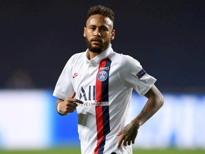 PSG Singkirkan Atalanta, Neymar Samai Rekor Messi di Liga Champions