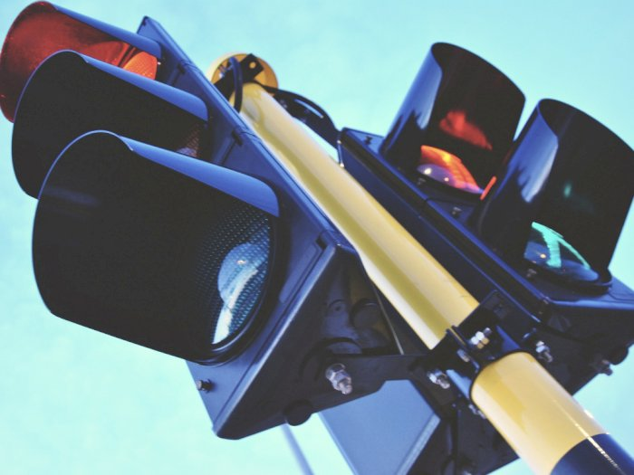 Seluruh Traffic Light di Medan Dimerahkan Pada Peringatan Detik-detik Proklamasi