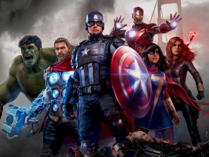 Berikut Spesifikasi Game Marvel's Avengers untuk Platform PC via Steam!