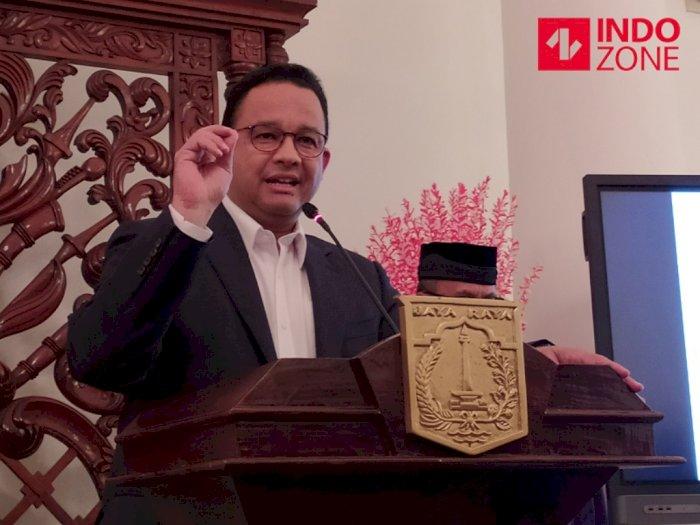 Anies Perpanjang PSBB Transisi Sampai 27 Agustus
