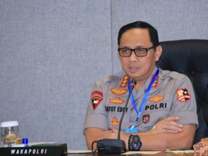 Komjen Gatot Eddy Ditunjuk Jadi Wakil Ketua Pelaksana II Komite PCPEN