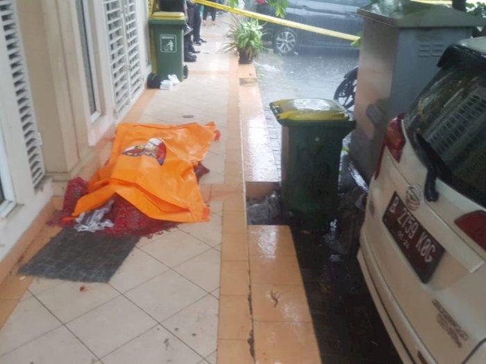 Begini Kronologi Penembakan Pengusaha di Jakarta Utara Saat Jam Makan Siang