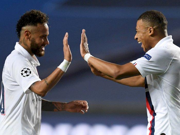 Presiden Klub: Neymar dan Mbappe akan Bertahan di PSG