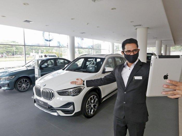 Cek Mobil Premium Bisa Lewat 360Tour Virtual ala BMW