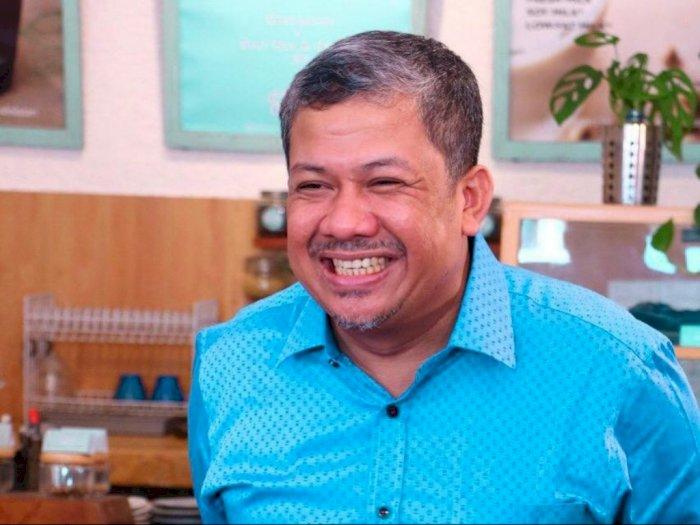 Dapat Penghargaan dari Jokowi, Fahri Hamzah Ngaku Tak Akan Berhenti Mengkritik