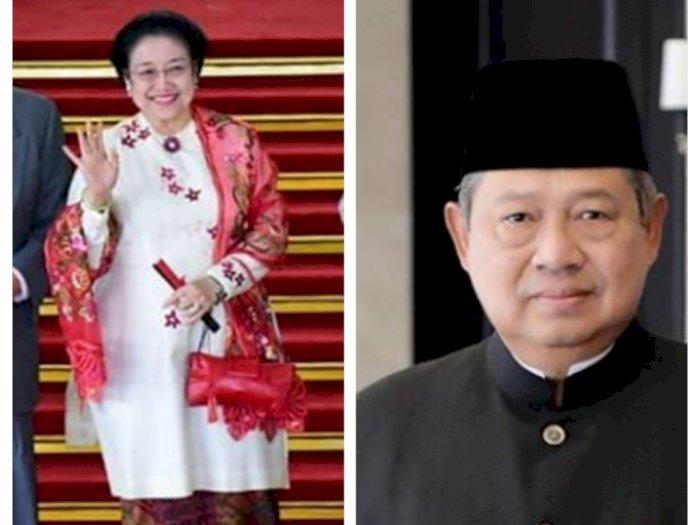 Undangan Dibatasi, Megawati dan SBY Hadiri Sidang Tahunan MPR 2020 Secara Virtual