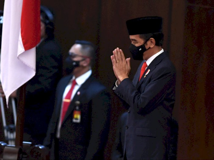 Presiden Jokowi Patok Pertumbuhan Ekonomi 2021 Tembus 4,5%-5,5%