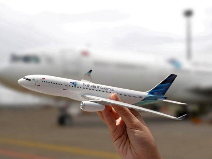 Putra Amien Rais dan Wakil Ketua KPK Ribut di Pesawat Soal Main HP, Ini Penjelasan Garuda