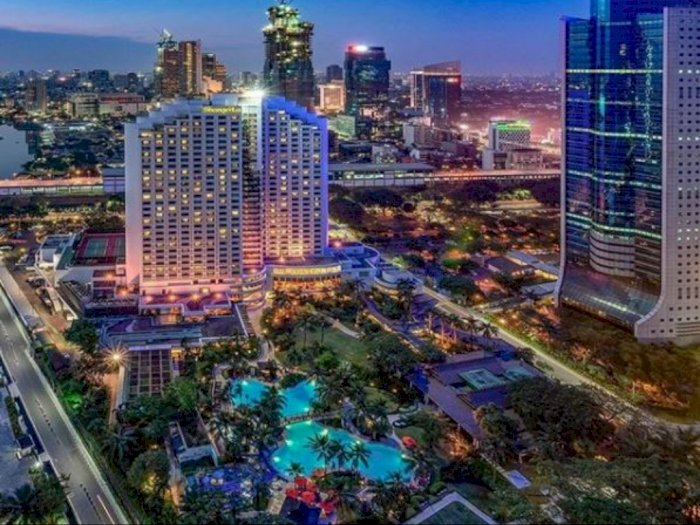 Hotel Shangri-La Klarifikasi Terkait Sanksi dari Dinas Pariwisata DKI