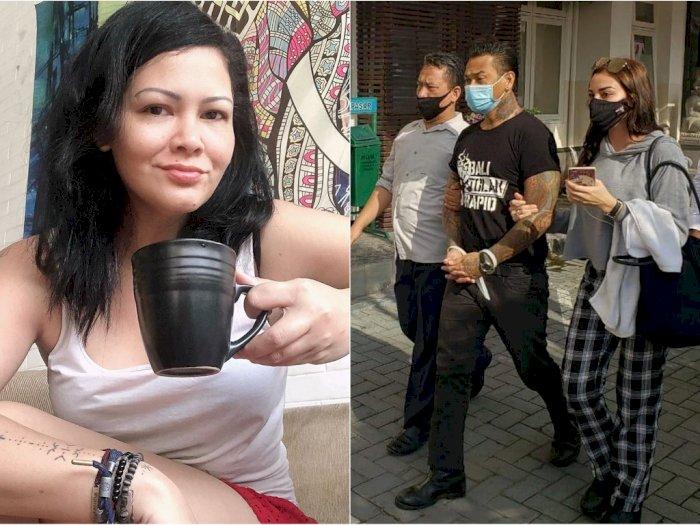 Ramai Dukungan untuk Jerinx, Melanie Sindir Para Pendukung: Paham Konteks atau Solidaritas