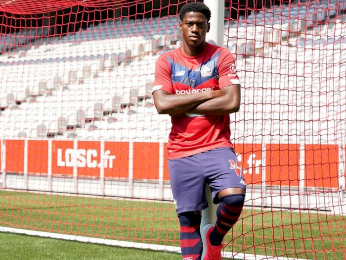 Terungkap Alasan Jonathan David Pilih Lille Ketimbang Tim Premier League