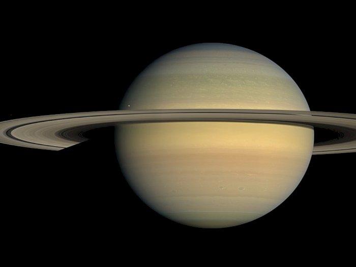 Ketahui Fakta-Fakta Menarik Tentang Cincin Saturnus