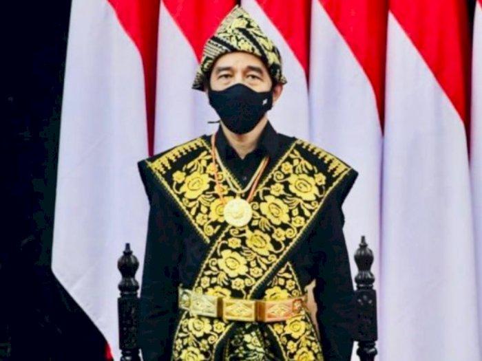 Mengenal Baju Adat Suku Sabu NTT yang Dipakai Jokowi dan Maknanya