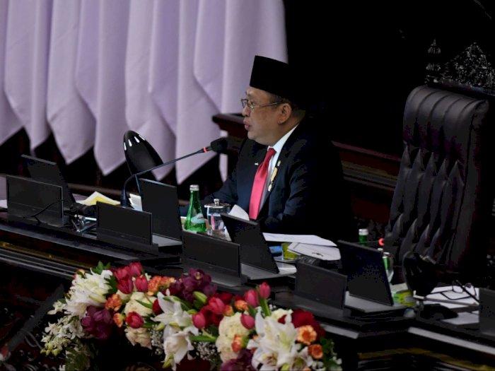 Sidang Tahunan MPR 2020: Ketua MPR Ingatkan Pemerintah Soal Ancaman Krisis di Depan Mata