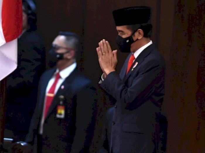 Reformasi Digital Berlanjut, Jokowi Sebut Anggarkan Rp414 Triliun di APBN 2021