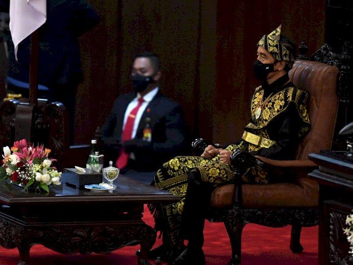 Bamsoet Ingatkan Jokowi Soal Ancaman Krisis Pangan dalam Sidang Tahunan MPR 2020