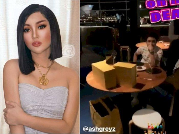 Lucinta Luna Beri Surprise Ultah untuk Abash, Netizen: Bang Luna Udah Bebas?